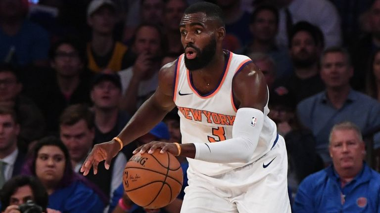 Knicks Film Study: Tim Hardaway Jr. Shooting Slump