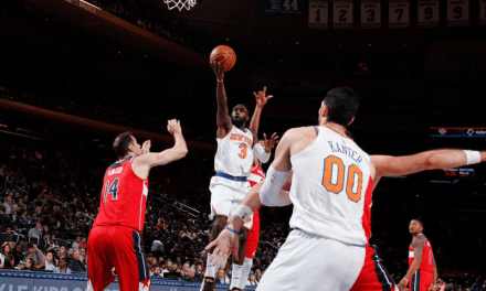 McDermott, Hardaway Jr. Shine, Knicks Lose to Wizards to Mark Winless Preseason