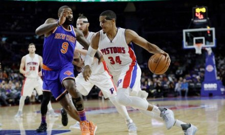 Porzingis & Co. Continue in Home Opener Versus Detroit