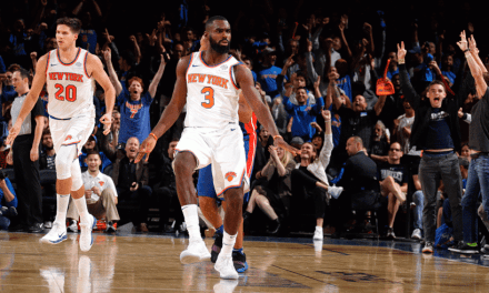 Tim Hardaway Jr.'s Big Fourth Pushes Knicks Past Utah