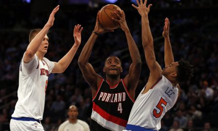 Knicks Return Home to Take on Blazers
