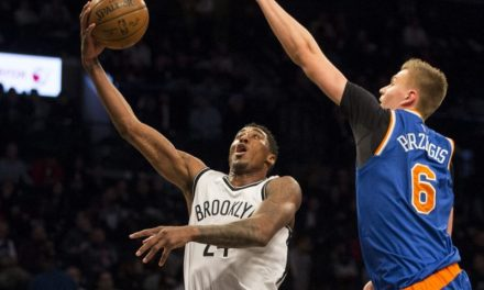 Knicks Travel to Brooklyn For Crosstown Confrontation