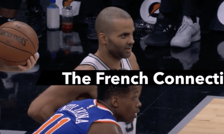 Knicks Film Study: The French Connection