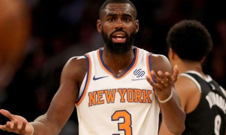 Tim Hardaway Jr. Out Minimum of Two Weeks With Stress Injury to Lower Leg