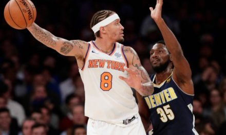 Knicks Take on Nuggets as Road Trip Winds Down