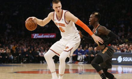 Knicks Face Hawks on Super Bowl Sunday