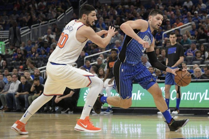 Knicks Beat Magic for Inconvenient Win