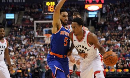 Knicks Head North to Face Raptors After Wild Deadline