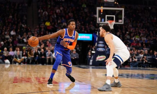 Knicks Return Home to Face Timberwolves