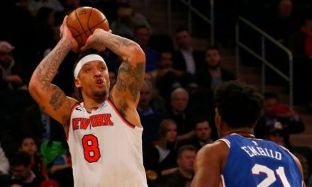 Knicks Lose Ninth Straight Game, Fall to Sixers