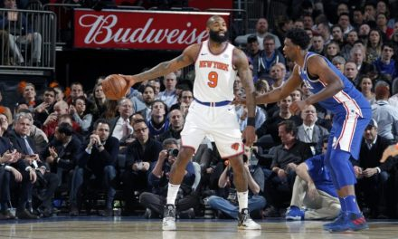 Process on Deck as Knicks Travel to Philly