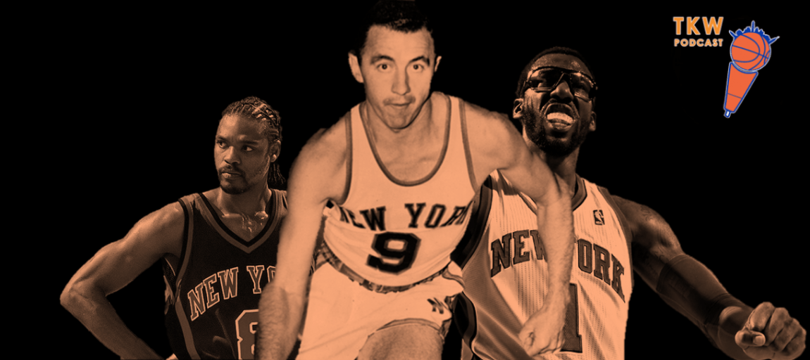 TKW Podcast: Noah Vonleh in NY, Roster Carousel & 00-9 All-Time Knicks Uniform Selections
