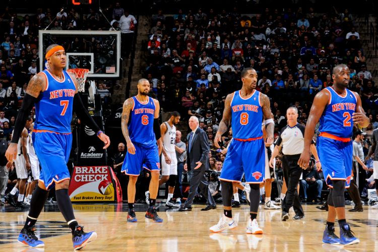 Where Are They Now: The 2012–13 Knicks