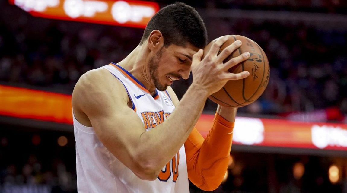 Enes Kanter Is Still Seeking a Home — for Basketball and Life