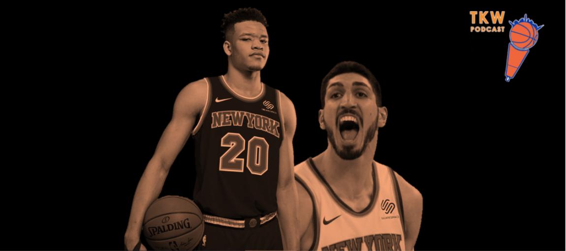 TKW Podcast: NBA Rookie Survey, Porzingis vs. Jokic & Knicks Gaming in the Finals
