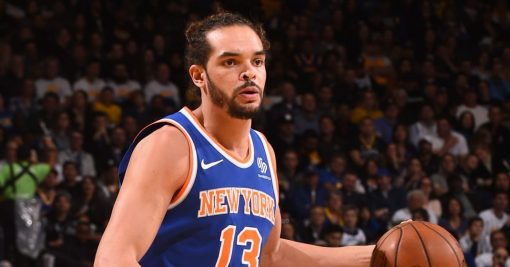 Noah, Knicks Appear to Be Parting Ways Before Season's Start