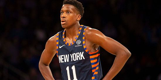 Every Game a Milestone for Ntilikina in Fizdale's Eyes