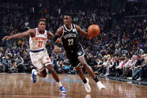 Knicks Fall to Nets in Tightly Contested Crosstown Clash, 107-105