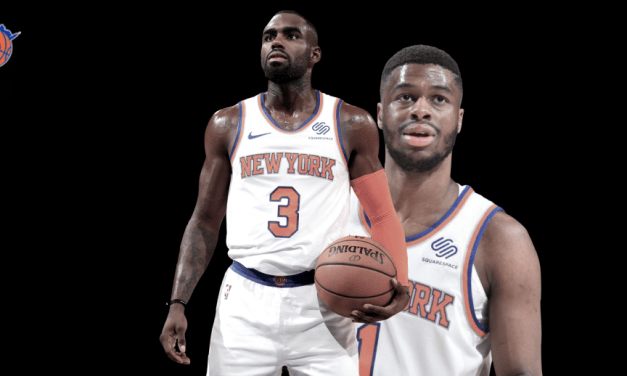 TKW Podcast: Emmanuel Mudiay's Leash, Lance Thomas's Impact & More Preseason Thoughts