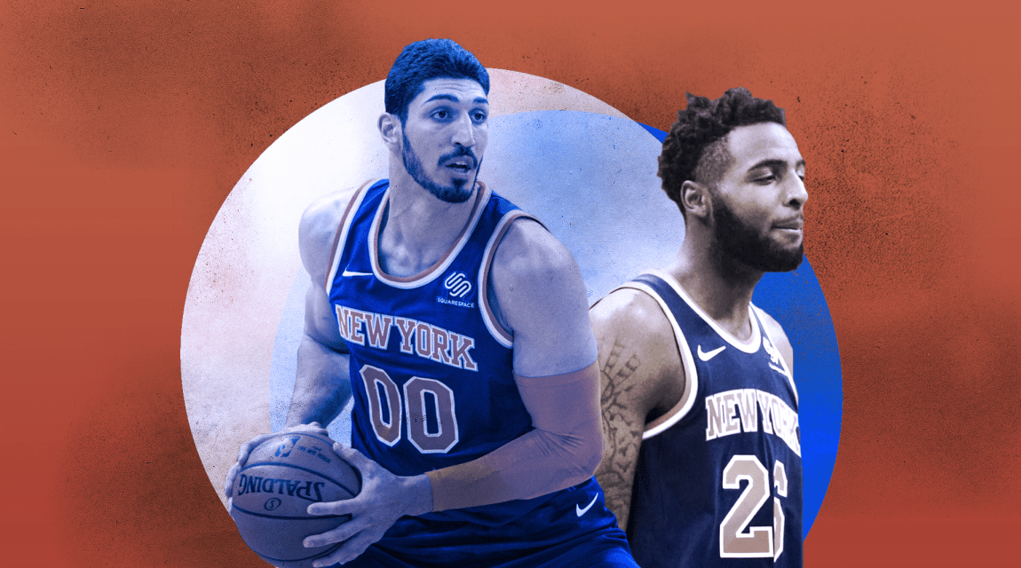 Sizing Up the Knicks' Bigs Without Kristaps Porzingis