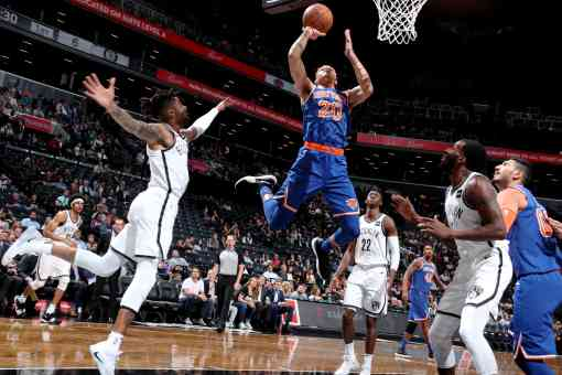 Knicks Commute to Brooklyn, Face Nets in Second Game of the Season