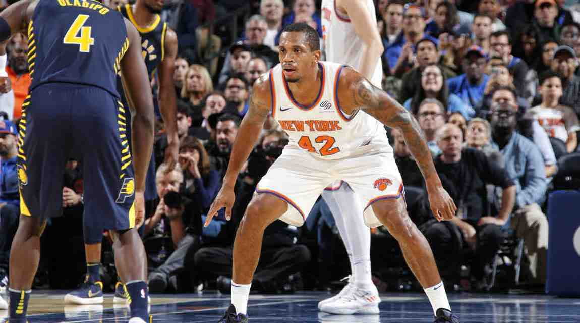 Knicks Battle Pacers in Halloween Primetime Bout