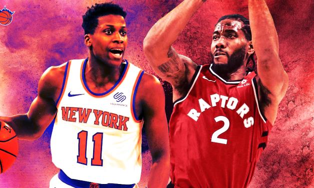 New York Faces Kawhi, Revamped Raptors in Their Divisional Matchups