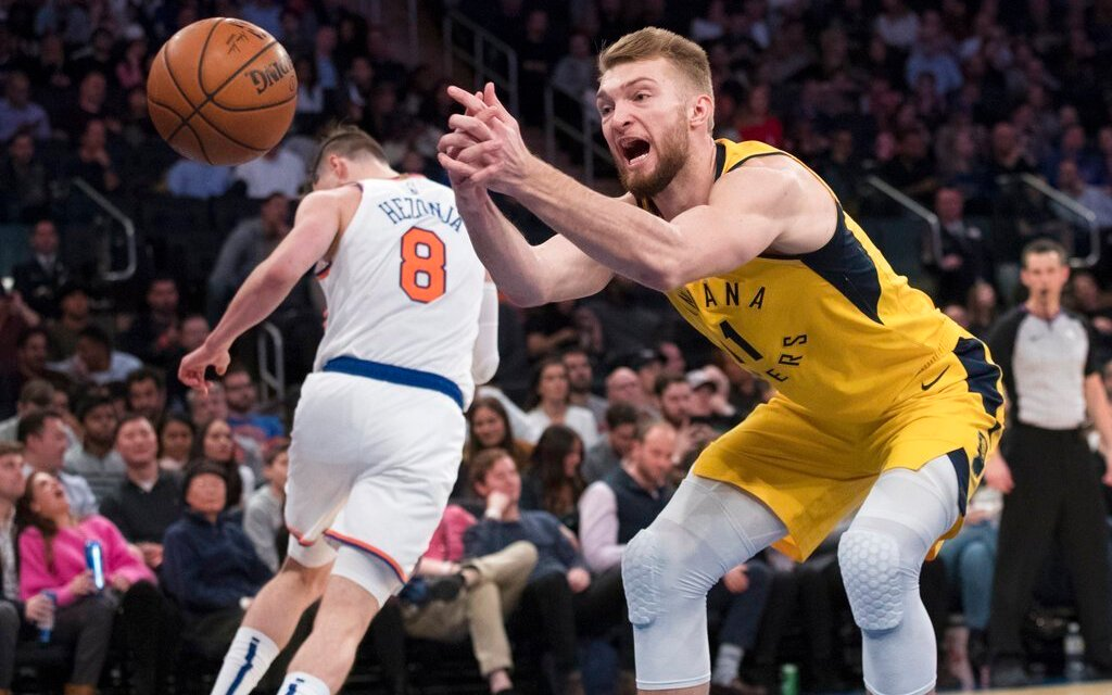 Pacers' Feast Inside Underscores Knicks' Demand for Bigs Depth