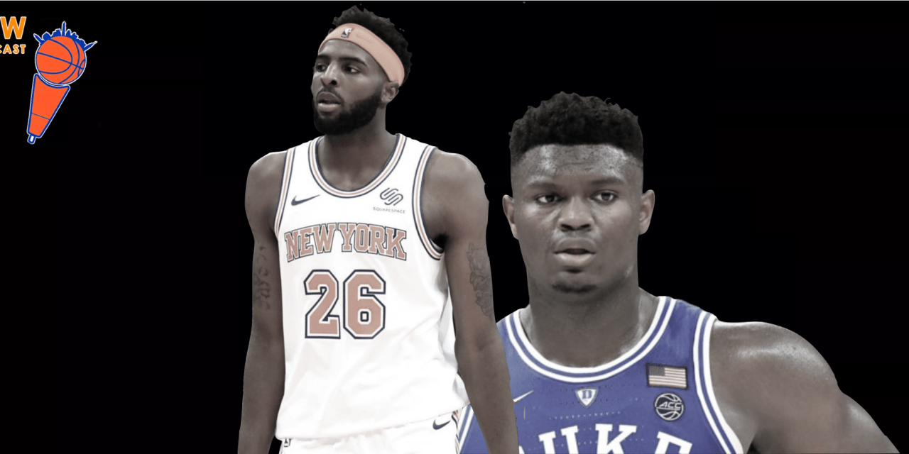 TKW Podcast: The Great Magic Debacle, Mitchy Blocks & the Point Guard Carousel