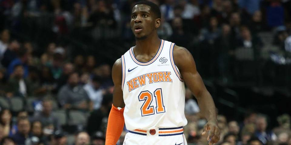 Damyean Dotson Has Earned More From Fizdale, Knicks