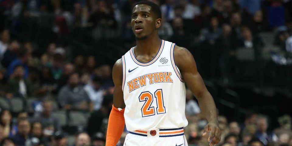 Damyean Dotson Has Earned More From Fizdale, Knicks