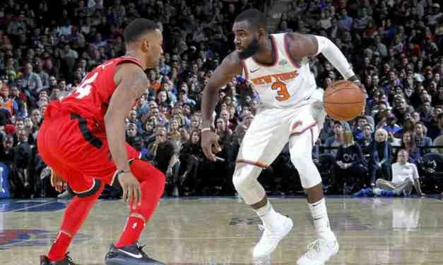 Knicks Take on Kawhi Leonard and Raptors Up North