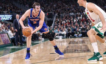TKW Highlights: Luke Kornet Rains 3s Against the Bucks