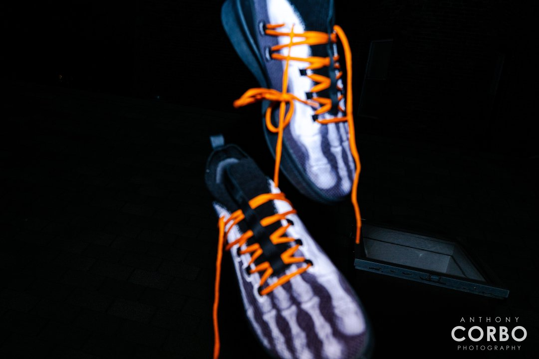 Puma Clyde Court X Ray | Anthony Corbo Photography