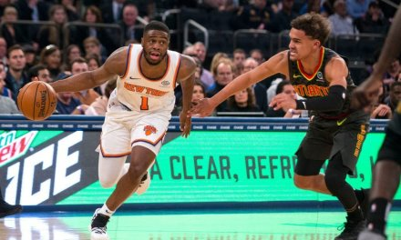 TKW Highlights: Assists From Mudiay, Hardaway & Ntilikina vs. Hawks