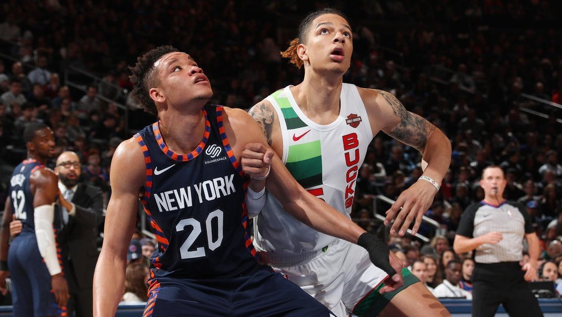 Giannis Claus Delivers Coal, Loss to Knicks on Christmas Day