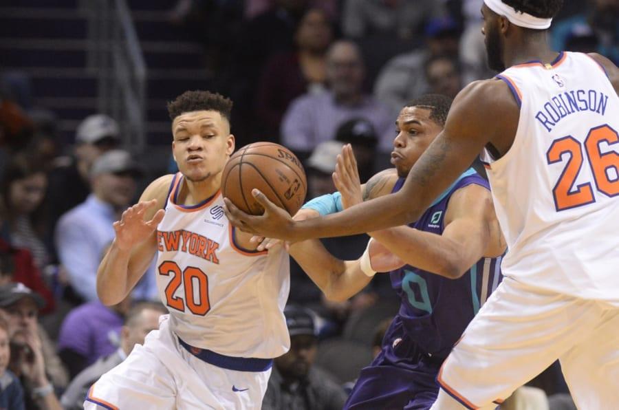 2KW: Knicks-Heat TKW Gaming