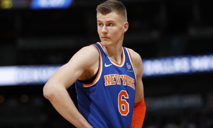Opinion: Don't Hate Kristaps