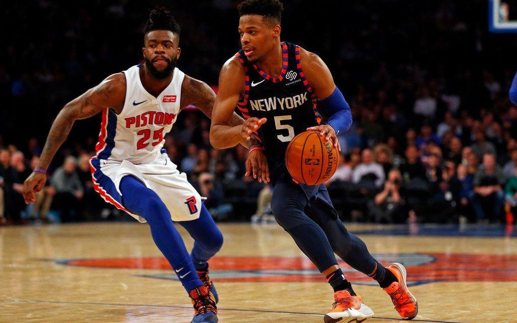 TKW Highlights: Dennis Smith Jr. Scores 25 Points vs. Pistons