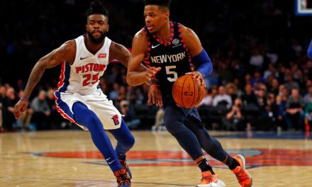 TKW Highlights: Dennis Smith Jr. Scores 25 Points vs. Pistons