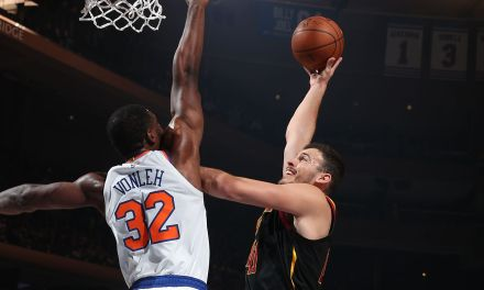 Knicks Squander Fourth Quarter Lead, Lose to Cavs at MSG