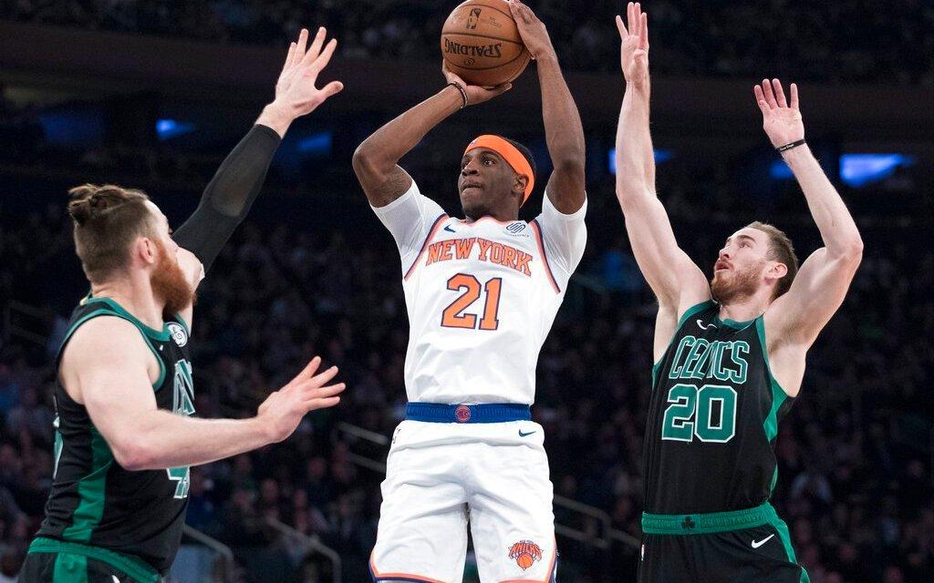 TKW Highlights: Knox, Dotson vs. Celtics, Smith Jr. vs. Knicks