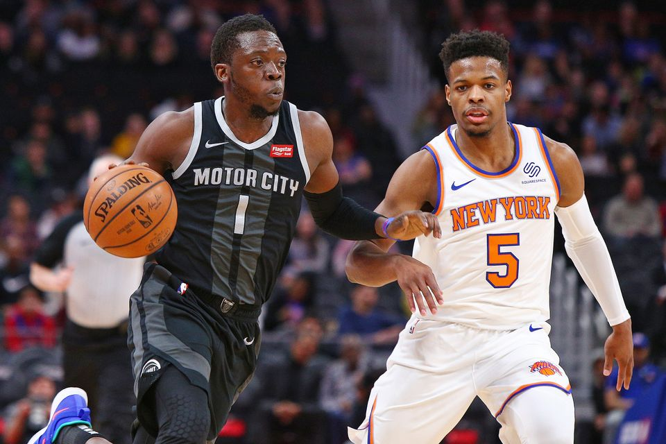 Despite Career Night from Smith Jr., Knicks Fall to Pistons Again