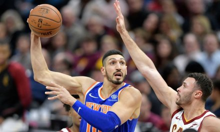 Enes Kanter, Knicks Agree to Contract Buyout [UPDATES]