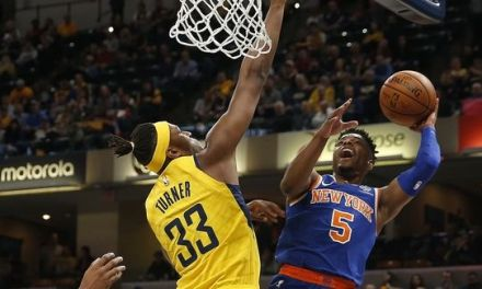 Emmanuel Mudiay–Led Knicks Comeback Falls Short Against Pacers
