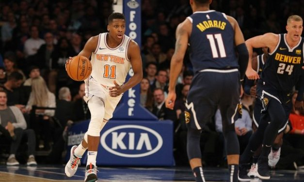 TKW Highlights: Frank Ntilikina Returns, Plus Mitchell Robinson & Kevin Knox vs. Nuggets