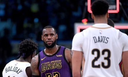 LeBron's Laker Nightmare Heightens Urgency to Land Anthony Davis
