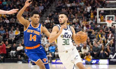 Knicks Host Mitchell, Gobert, and Playoff-Minded Jazz