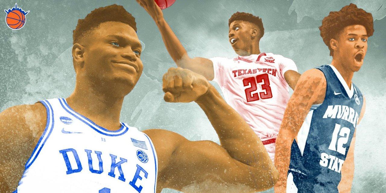 The Knicks Wall 2019 Draft Board —Final Edition