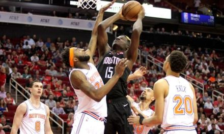 Hezonja's Triple Double Not Enough as Shorthanded Knicks Clobbered by Rockets